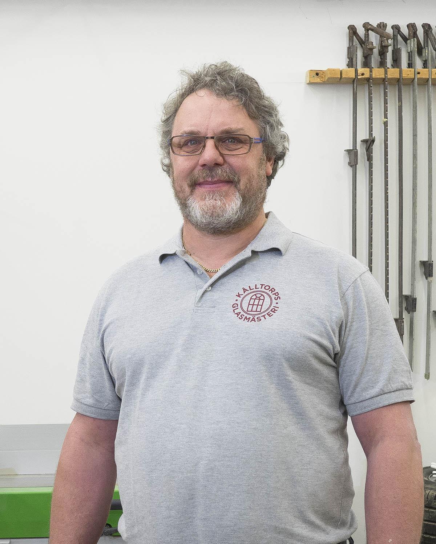 Erik Norberg, Kålltorps Glasmästeri