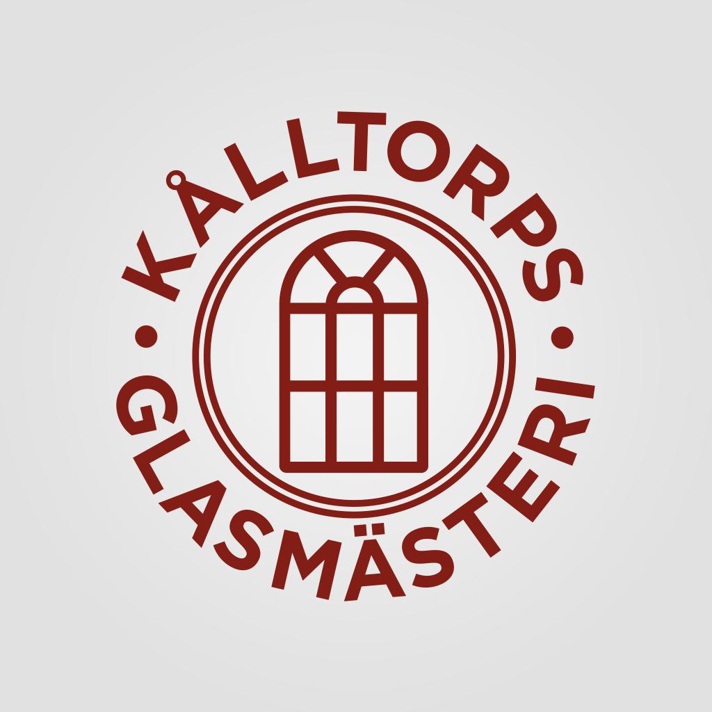 Kålltorps Glasmästeri, logotyp